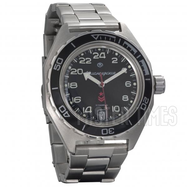 f365d6e81e0b Мужские механические часы Восток Командирские 650541