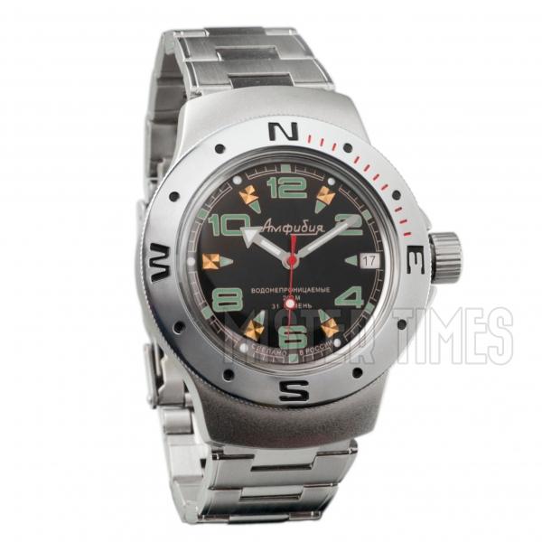 Мужские противоударные механические наручные часы с водонепроницаемостью от 10WR